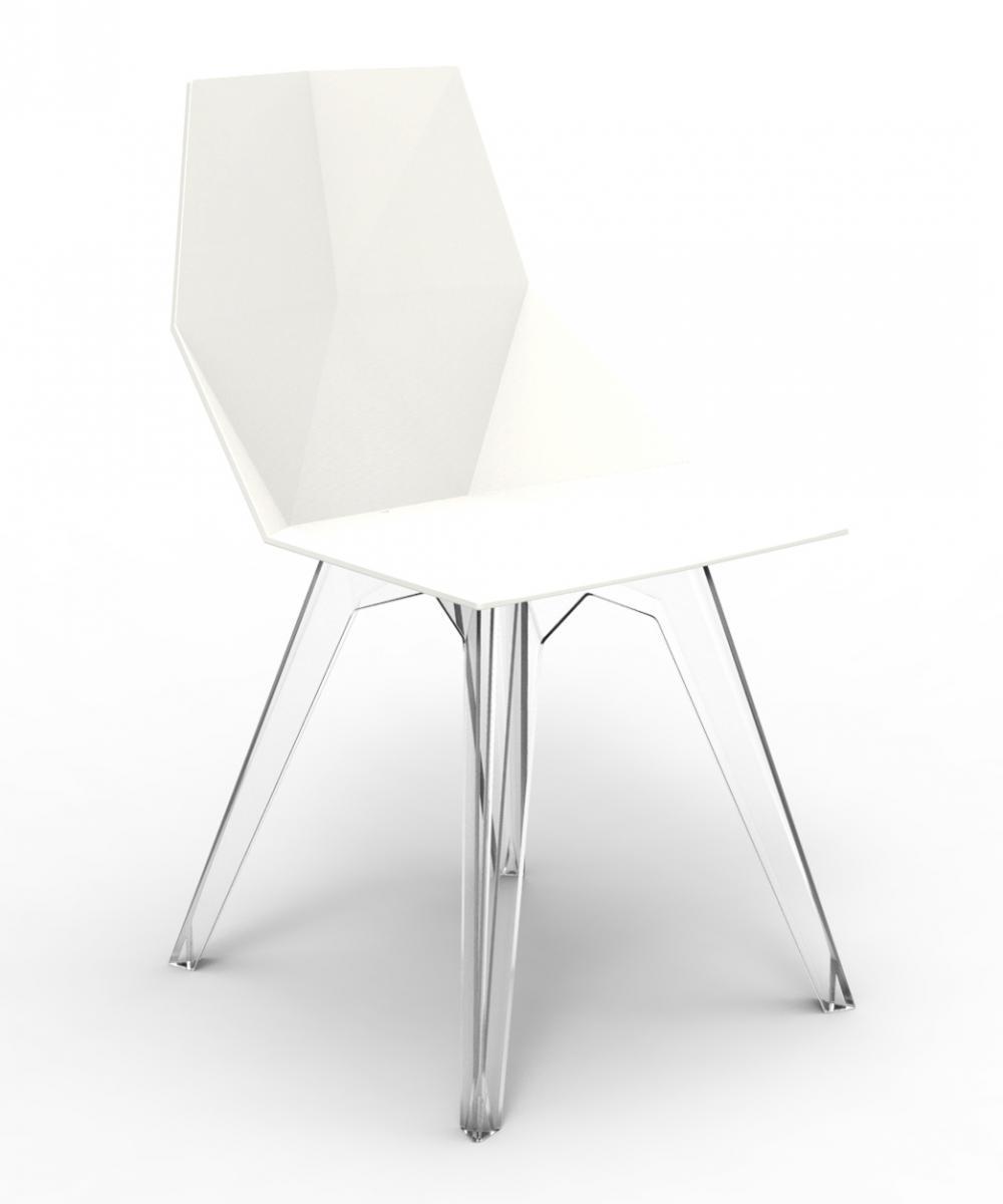 Стул пластиковый Faz Chair