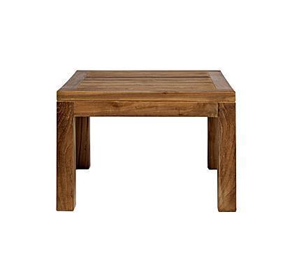 Стол деревянный журнальный Savana