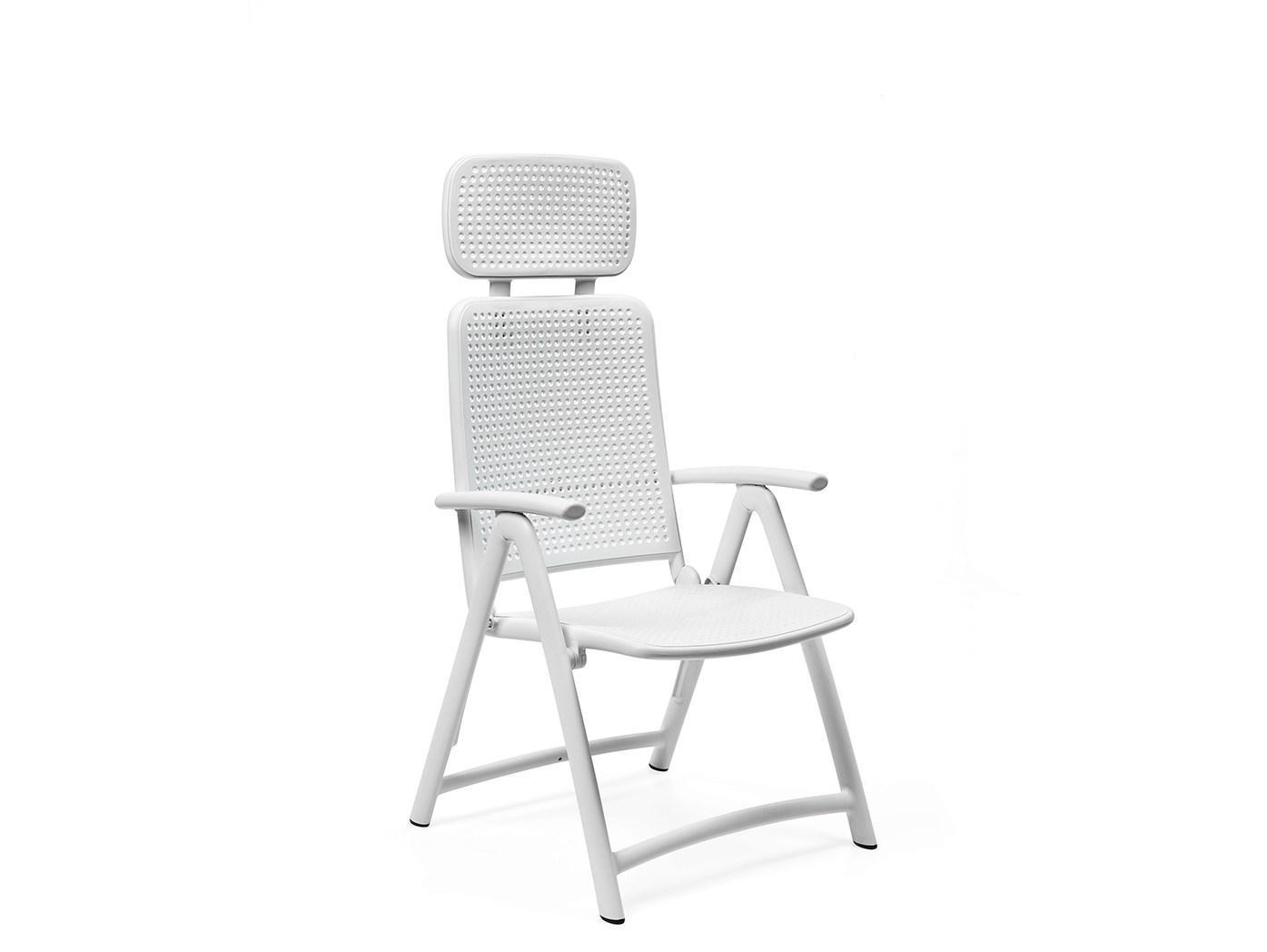 Кресло пластиковое складное Acquamarina