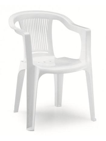 Кресло пластиковое Supergiada Monobloc