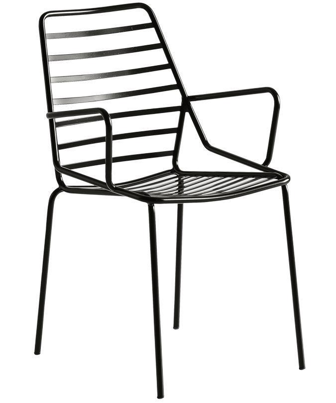 Кресло металлическое Link B