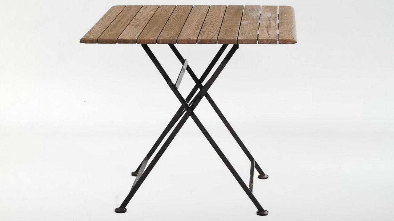Стол деревянный складной Table 8080