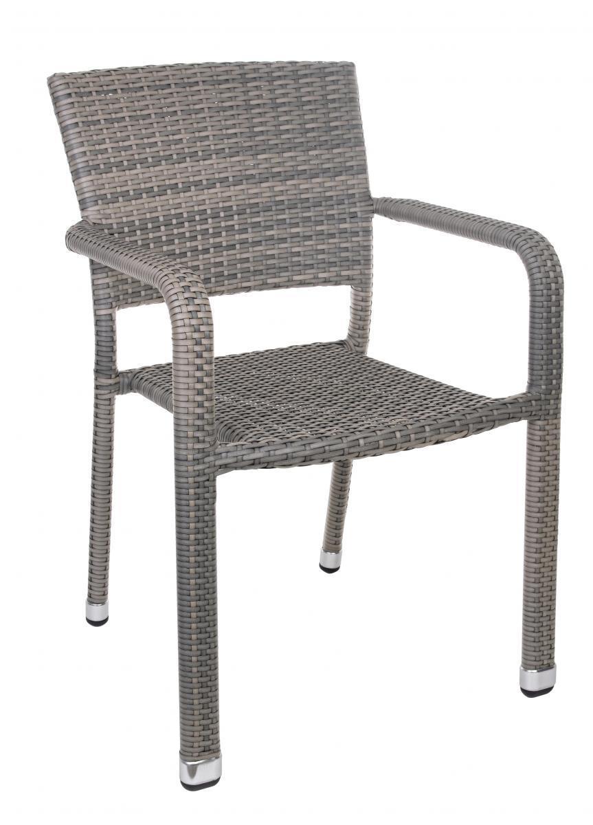 Кресло плетеное James
