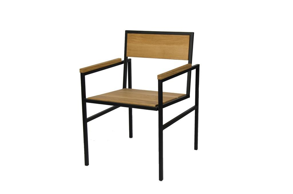Кресло деревянное Сигма 1