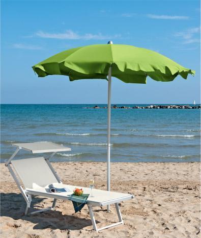 Зонт пляжный профессиональный Miro
