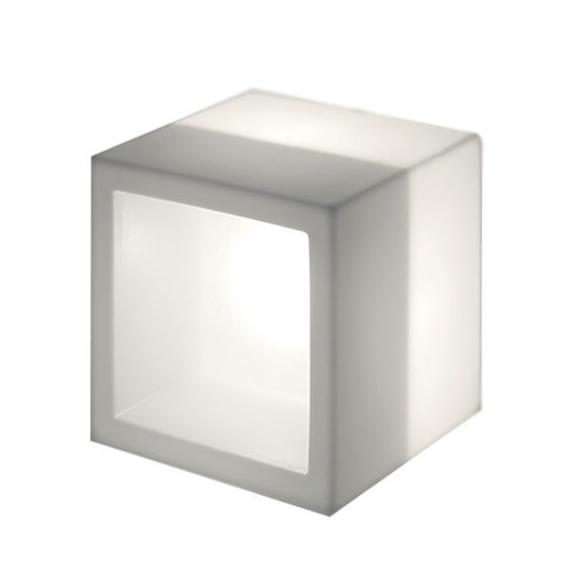 Пластиковый светящийся открытый куб Open Cube 45 Lighting