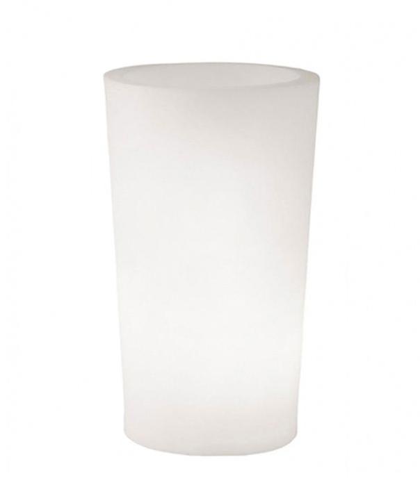Кашпо пластиковое светящееся X-Pot Lighting