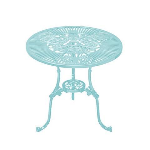 Стол металлический обеденный Narcisi