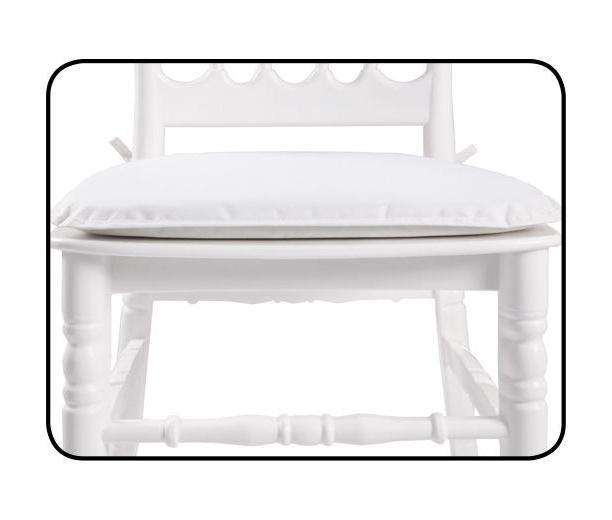 Подушка для стула с завязками Tre
