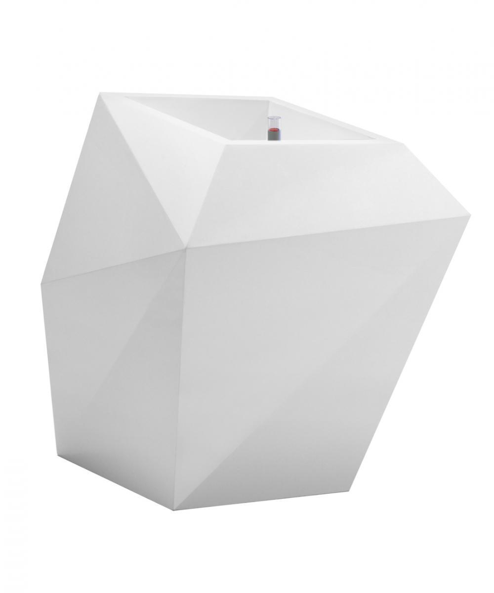 Кашпо пластиковое Faz Pot XL Medium Basic