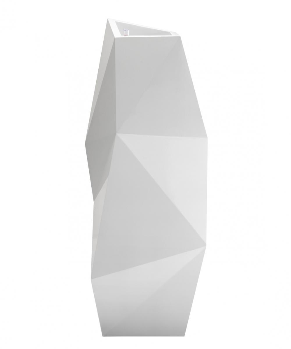 Кашпо пластиковое Faz Pot XL High Basic