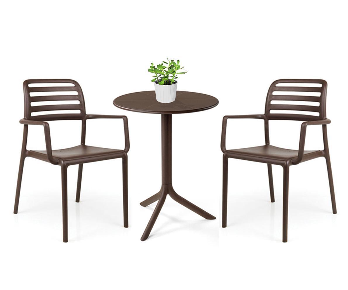 Комплект пластиковой мебели Spritz Costa