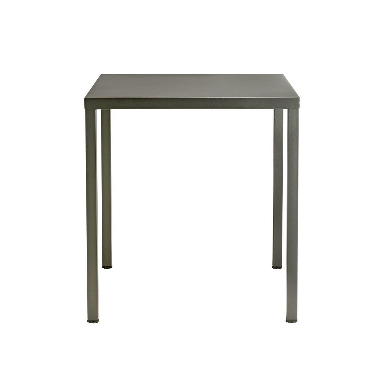 Стол обеденный металлический Summer table