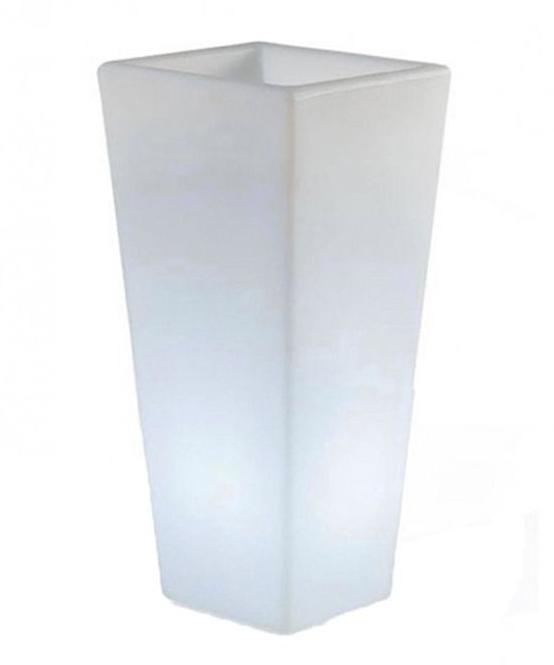 Кашпо пластиковое светящееся Y-Pot Lighting