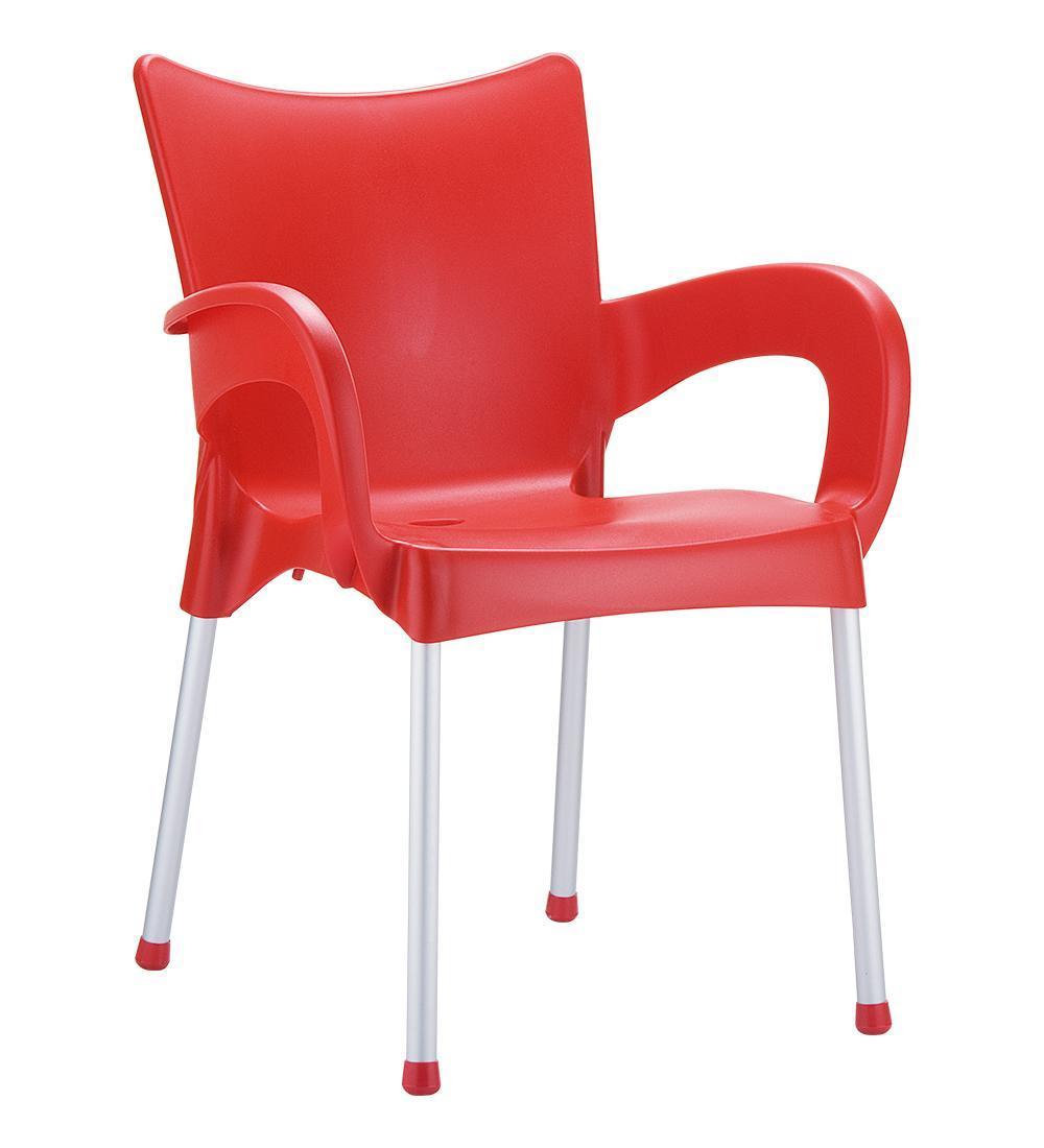 Кресло пластиковое Romeo