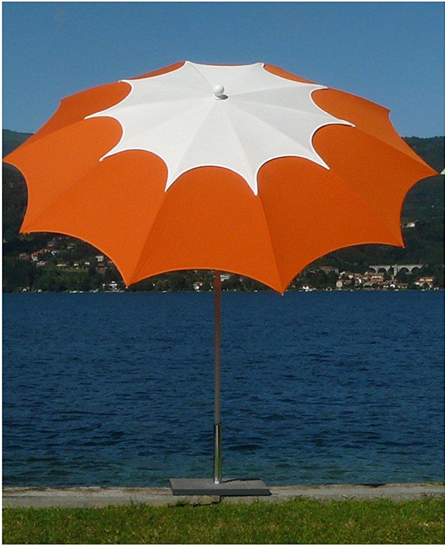 Зонт садовый с поворотной рамой Flos