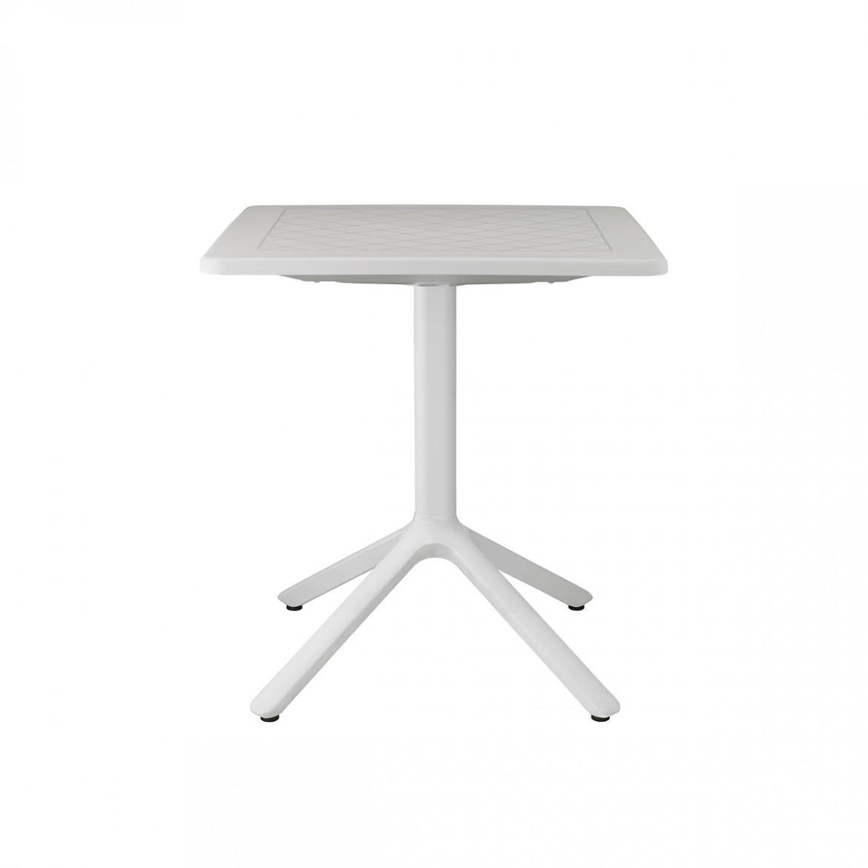 Стол пластиковый обеденный Eco fixed base