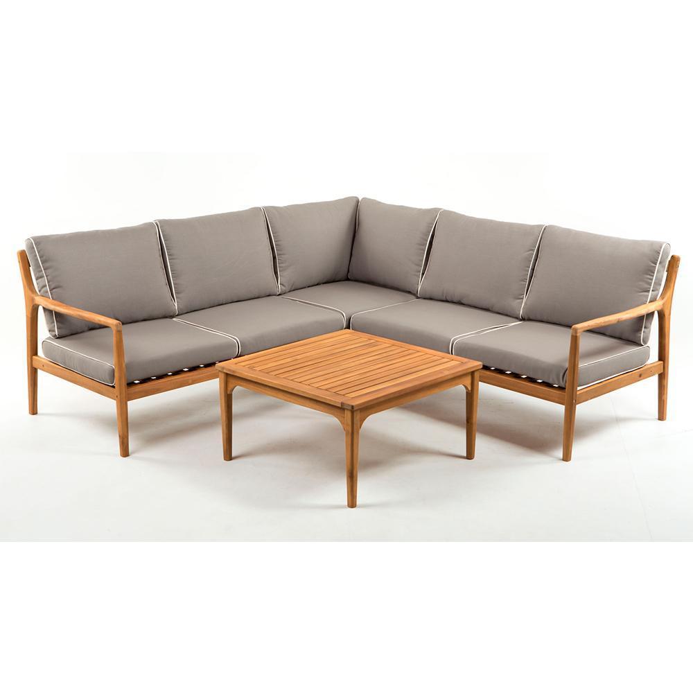 Комплект деревянной мебели Manchester