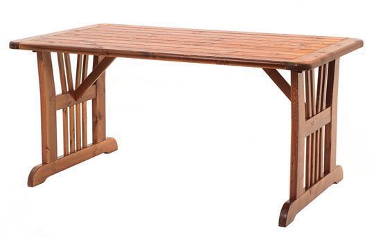 Стол деревянный обеденный Oland