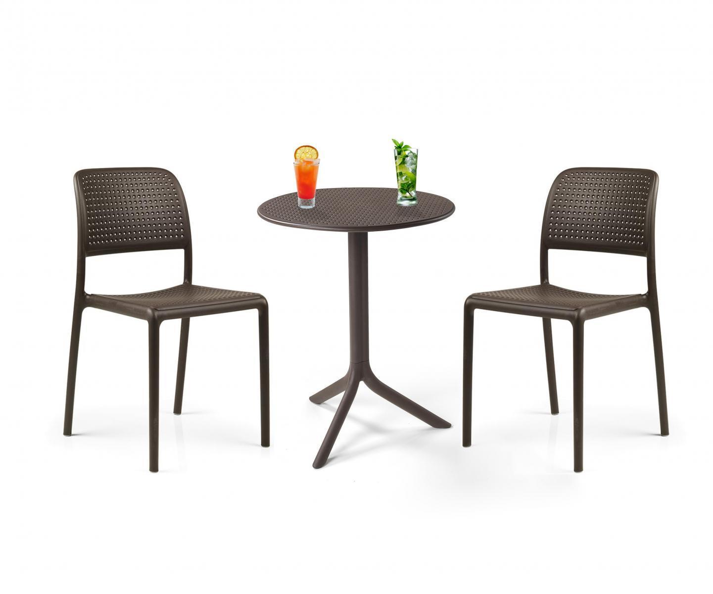 Комплект пластиковой мебели Step Bora Bistrot