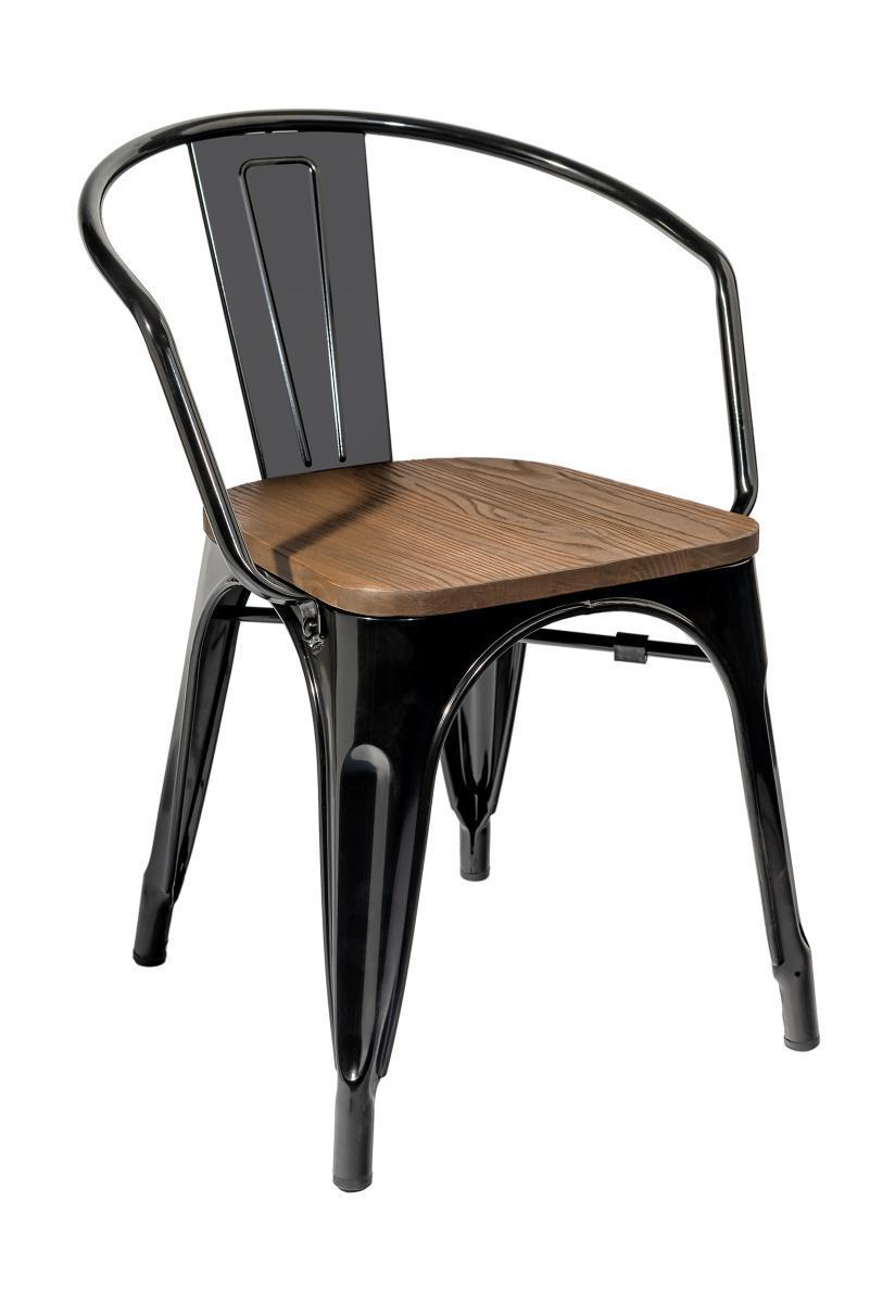 Кресло металлическое Tolix