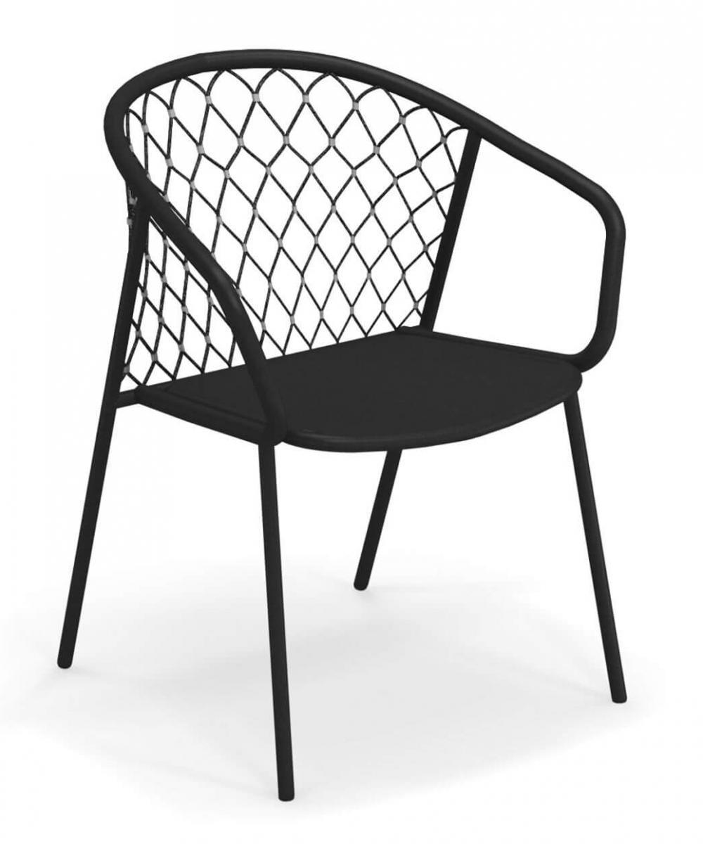 Кресло металлическое Nef
