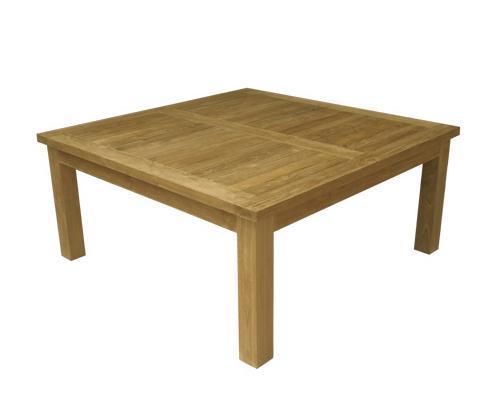 Стол деревянный журнальный Tuban