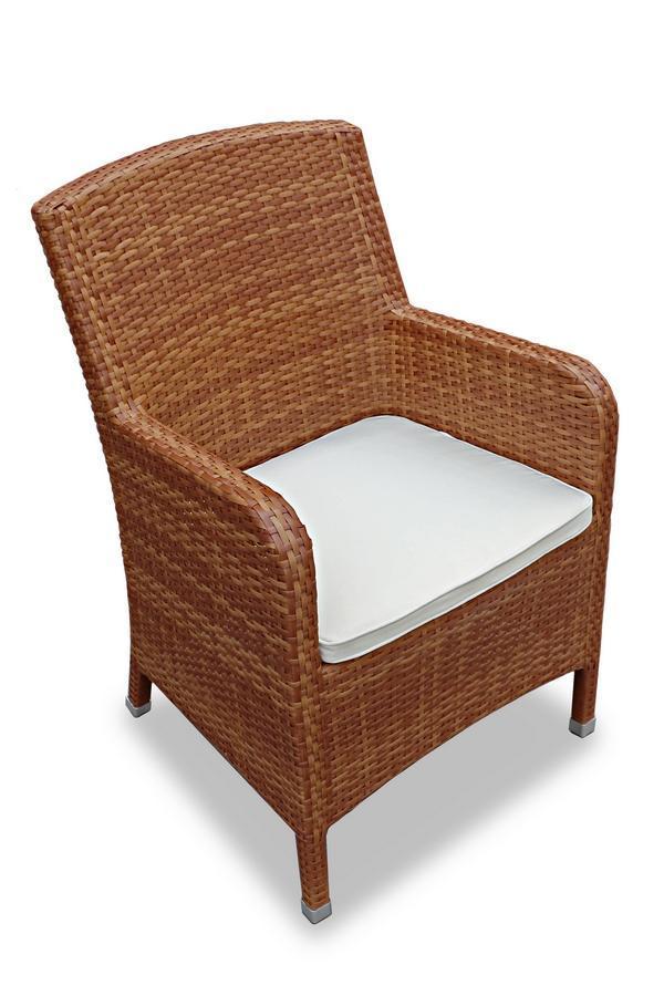 Кресло плетеное Mykonos