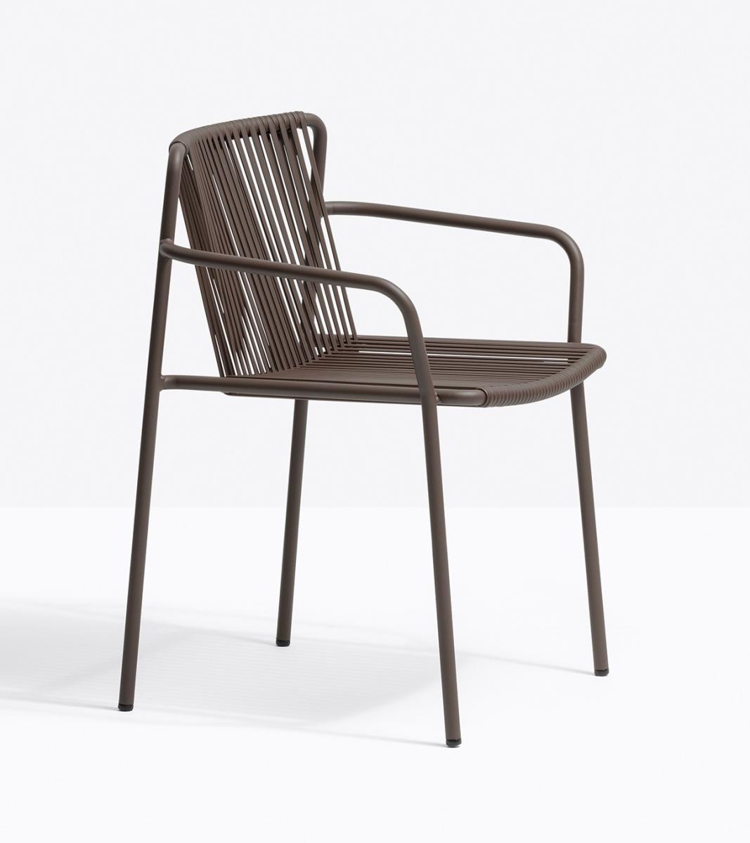 Кресло металлическое Tribeca