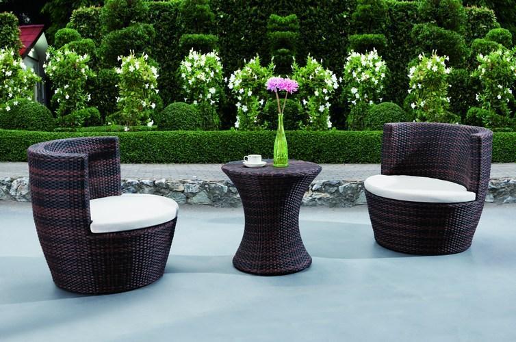 Комплект плетеной мебели Polo