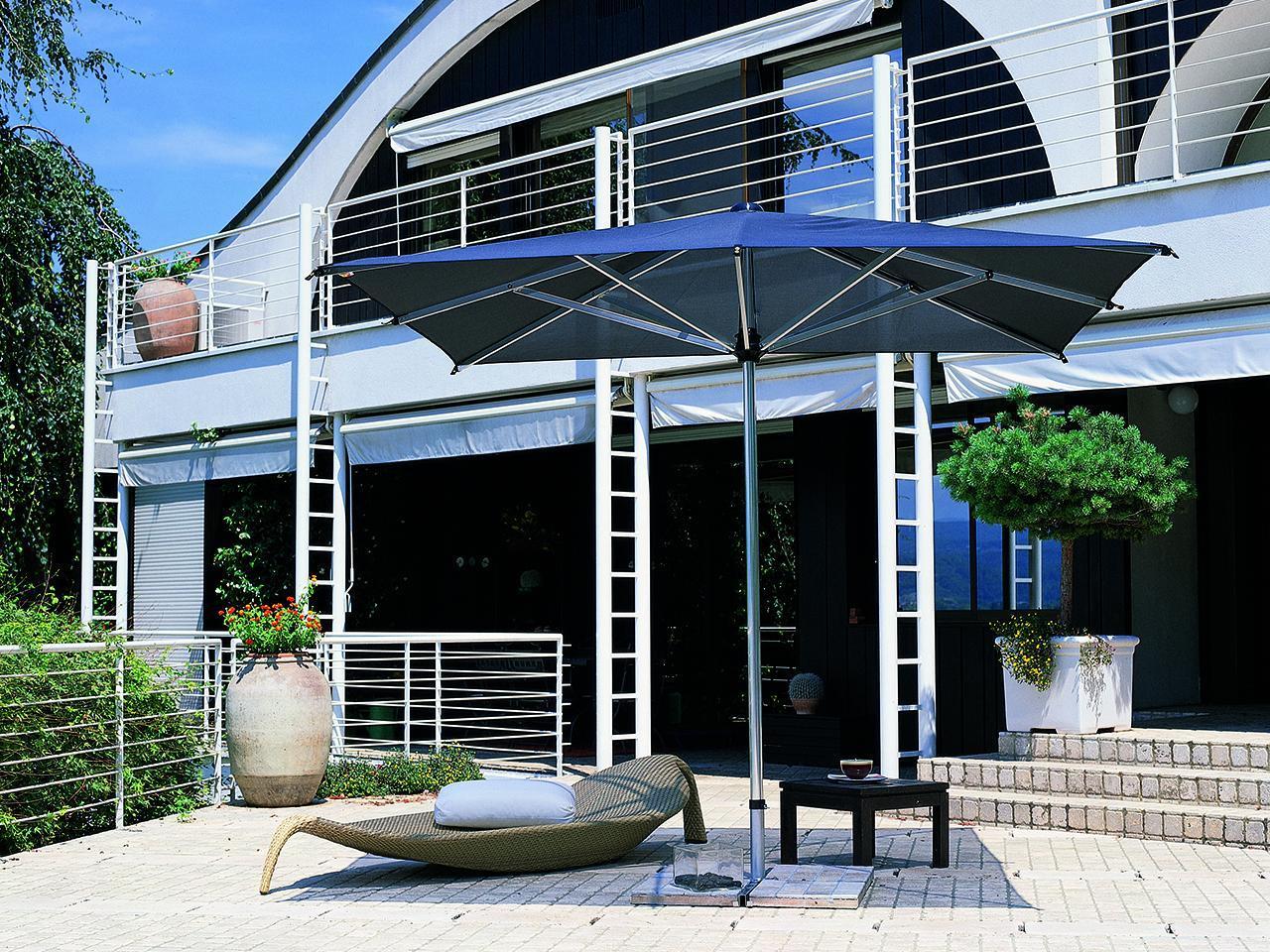 Зонт профессиональный телескопический Reflex Alluminio