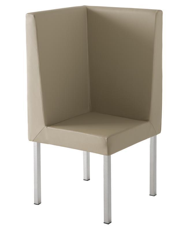 Кресло с обивкой Social 90