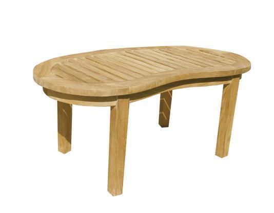 Стол деревянный журнальный Washington
