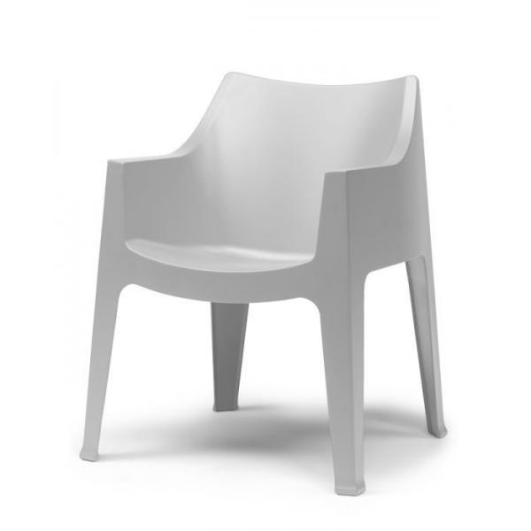 Кресло пластиковое огнестойкое Coccolona
