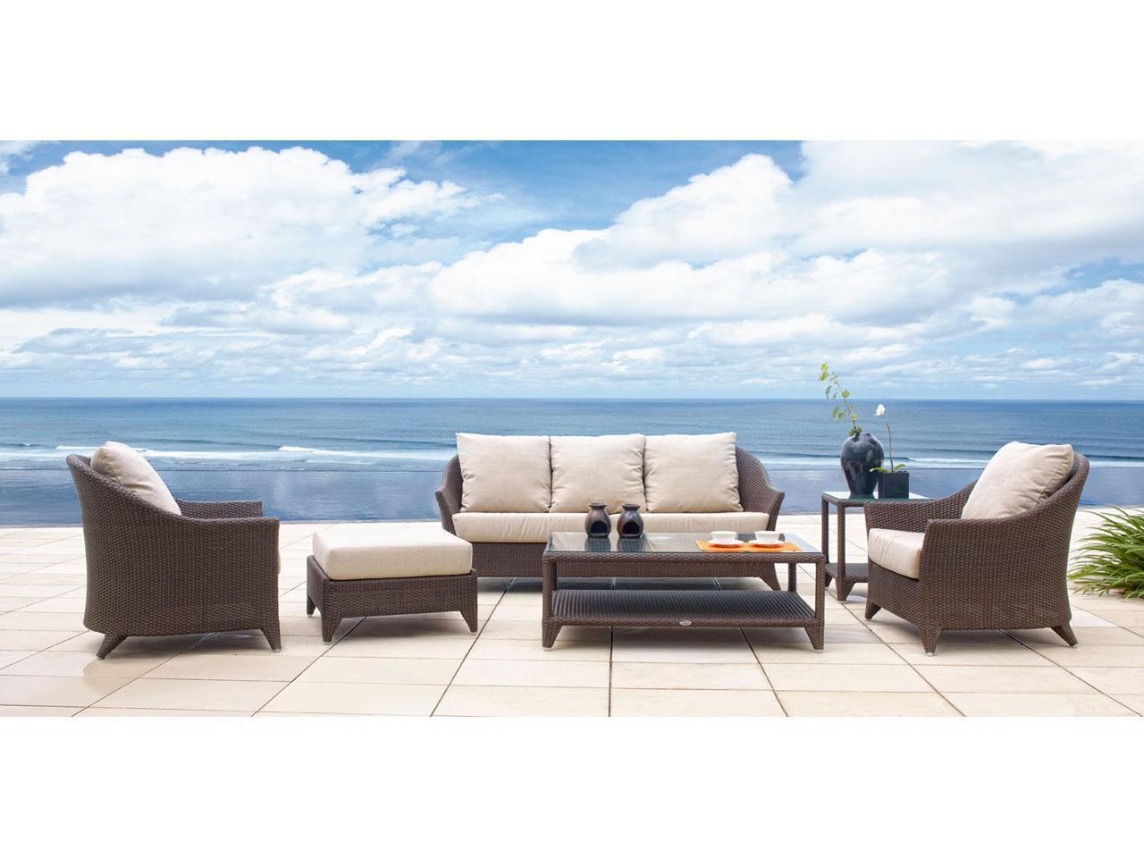 Комплект плетеной мебели для гостиной Malta