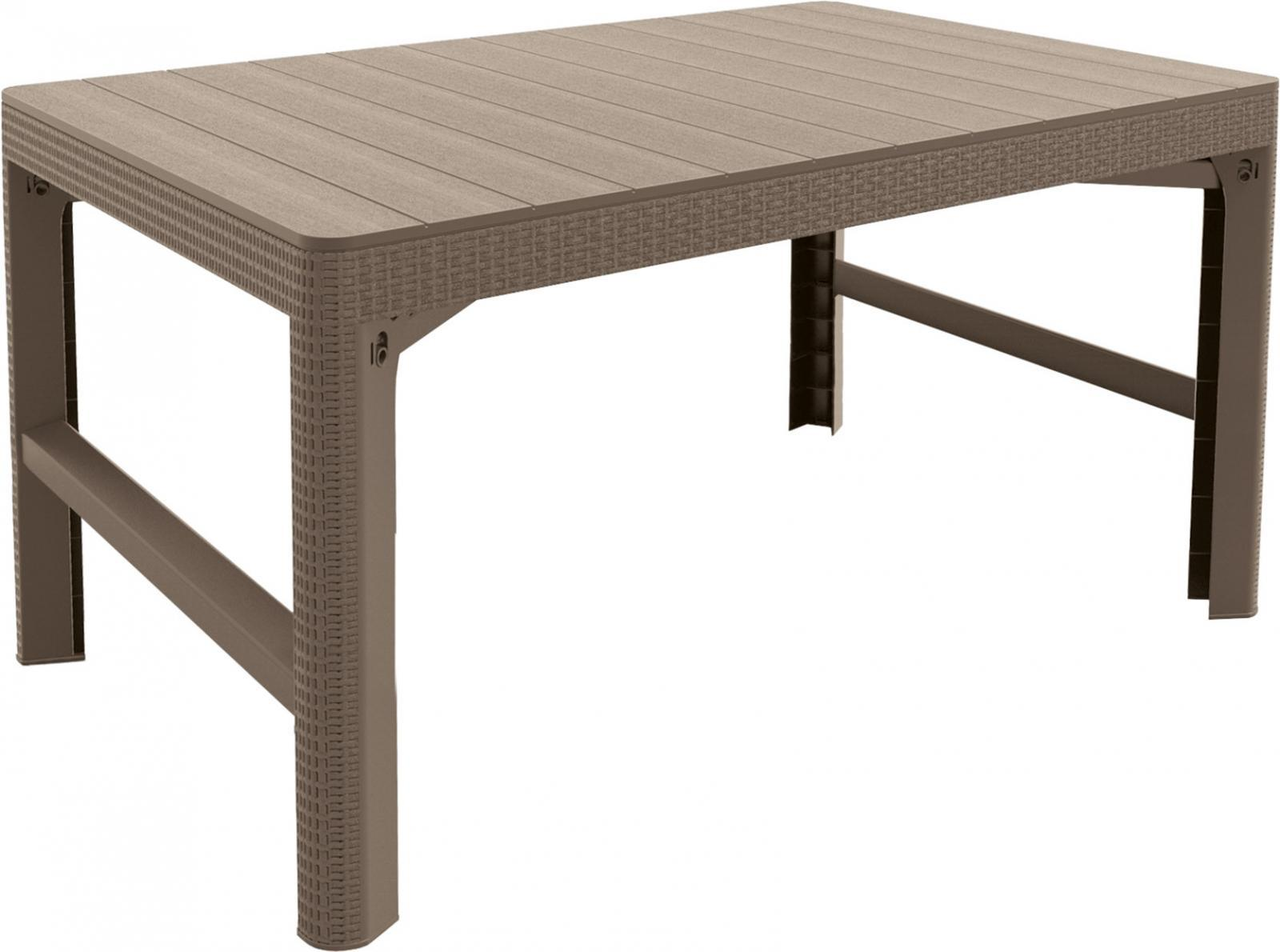 Стол пластиковый Lyon rattan table