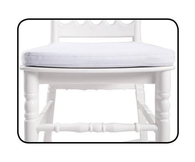 Подушка для стула на липучках Due