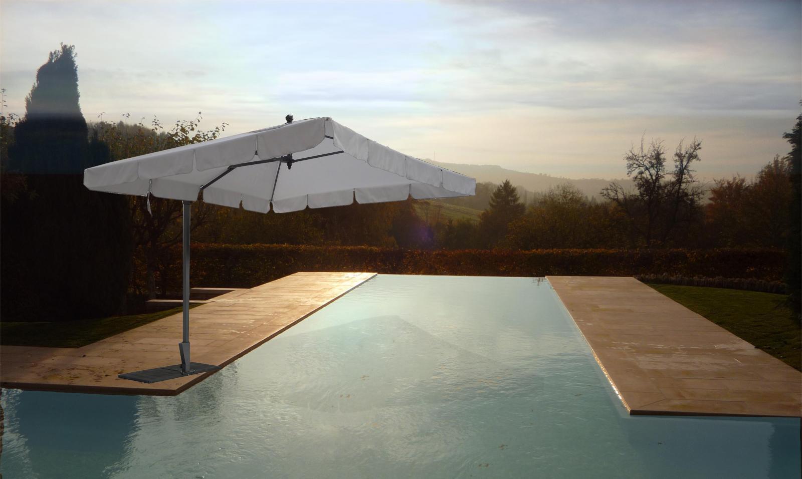 Зонт садовый California
