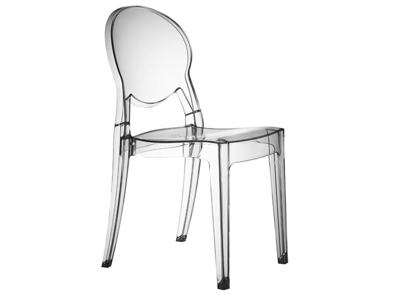 Стул прозрачный огнестойкий Igloo Chair