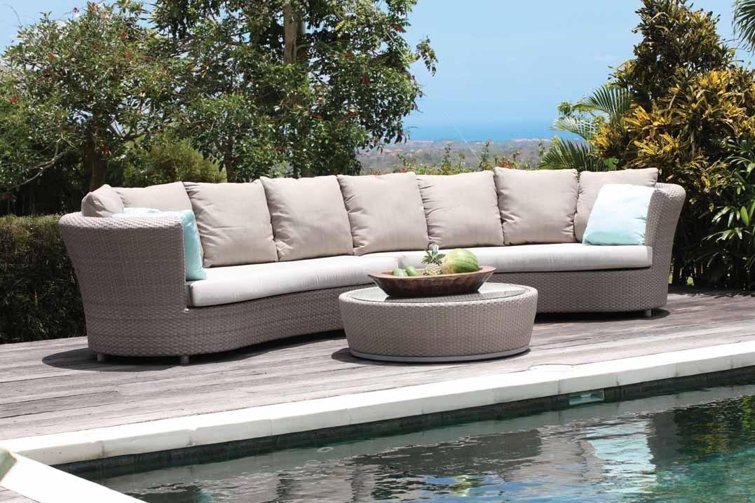 Комплект плетеной мебели для гостиной Florence