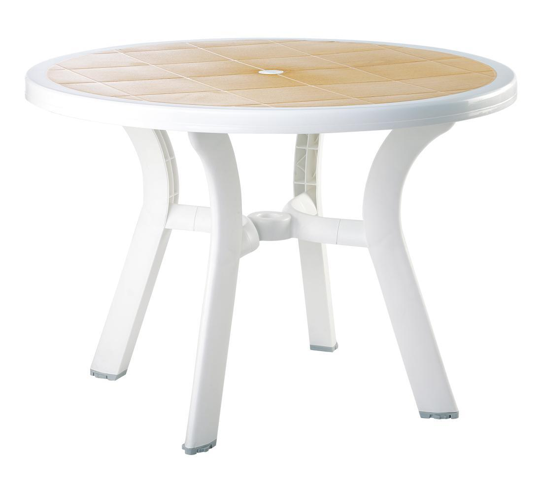 Стол пластиковый обеденный D-Truva