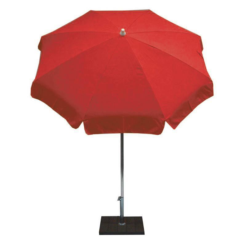 Зонт садовый с поворотной рамой Alux