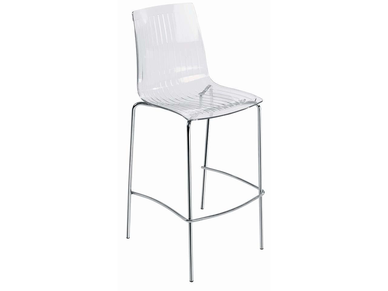Барный прозрачный стул X-Treme BSL