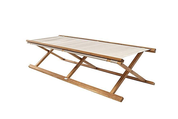 Лежак деревянный Venezia