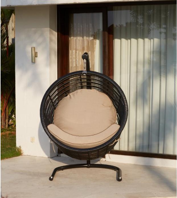 Кресло плетеное подвесное Mercy
