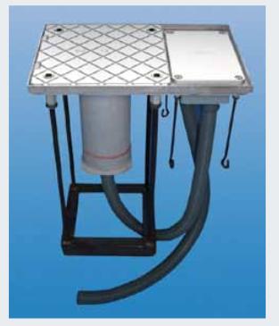 База для бетонирования зонта Jumbrella CXL