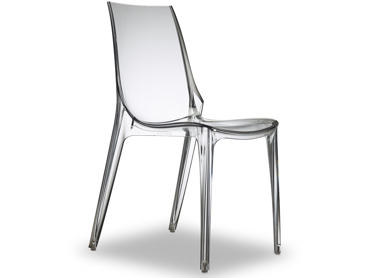 Стул прозрачный Vanity Chair