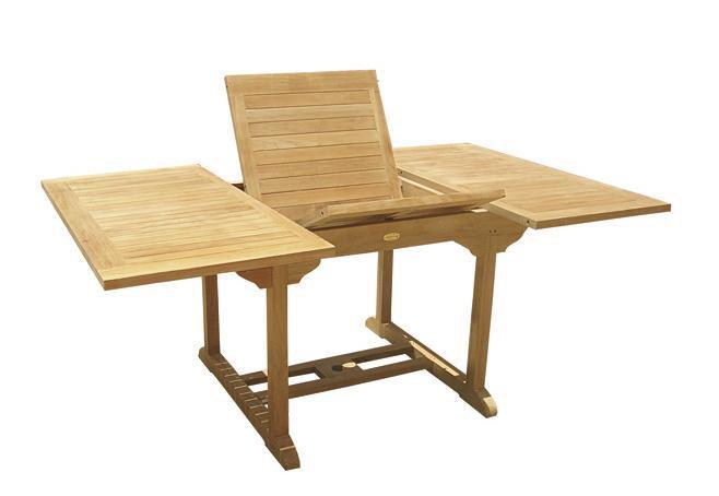 Стол деревянный раздвижной Pericle