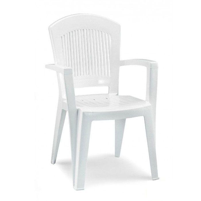 Кресло пластиковое Super Elegant Monobloc
