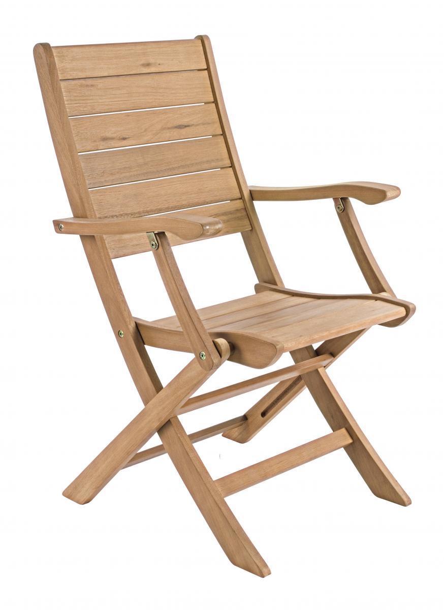 Кресло деревянное Petra